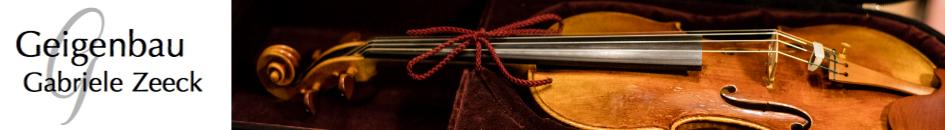 Geigenbau Zeeck